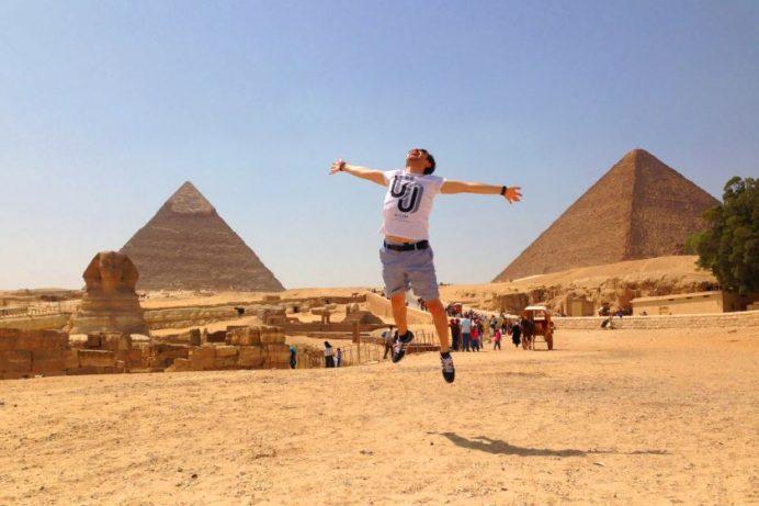 Mısır Piramitleri-Kahire