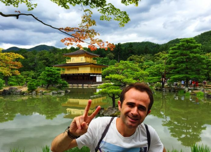 Kyoto-Japonya