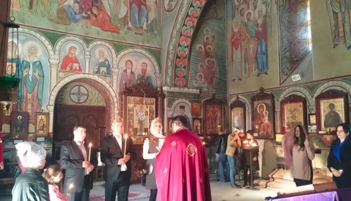 metehki kilisesi tiflis gürcistan