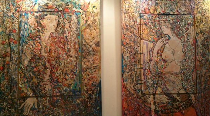 sanat galerisi tiflis