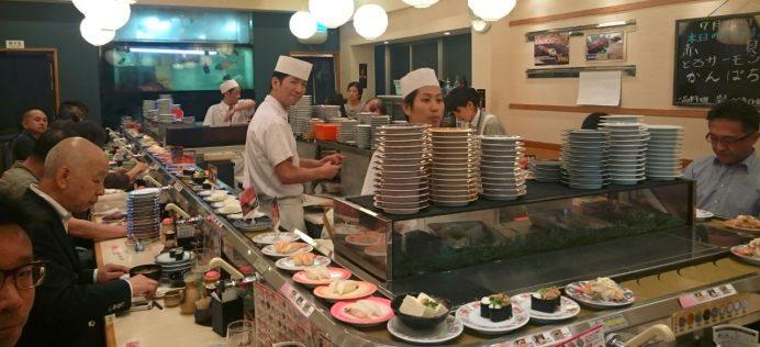 Suşi Restoranları-Tokyo