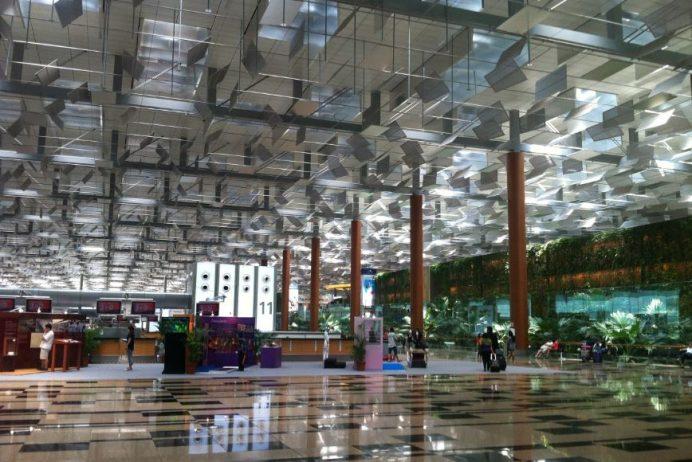 Singapur Havalimanı-Dünyanın En İyi Havalimanlarından