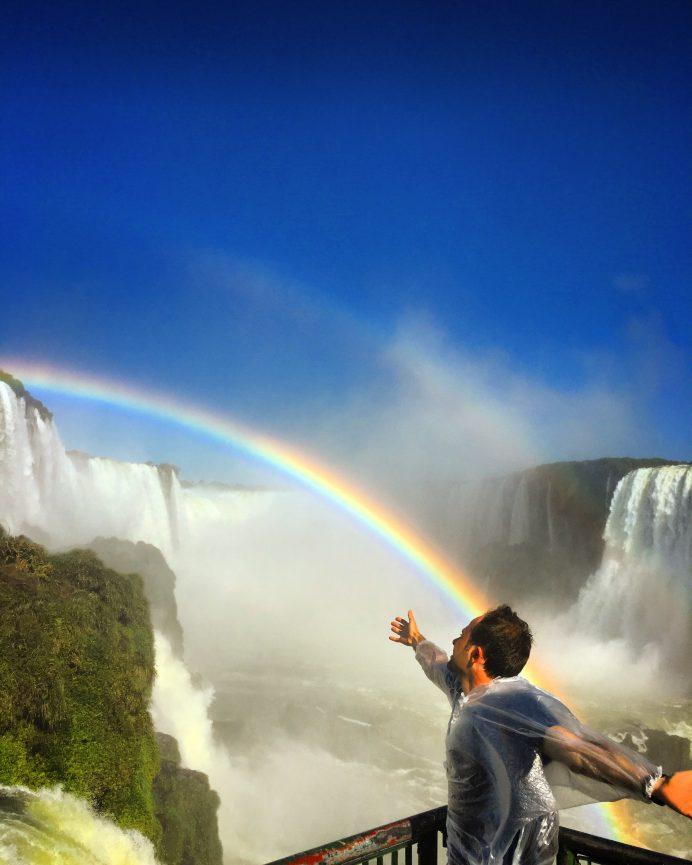 İguazu Şelalesi Brezilya-Arjantin