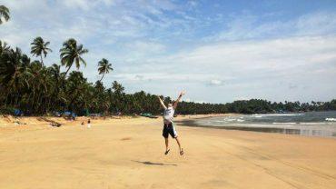 Goa-Hindistan (Bunlar hep mutluluktan )