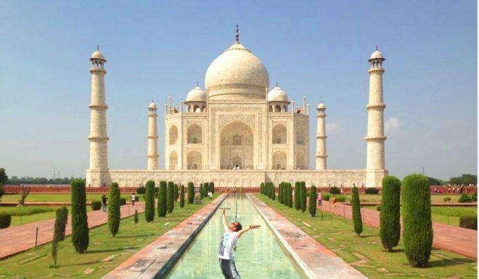Tac Mahal-Agra-Hindistan