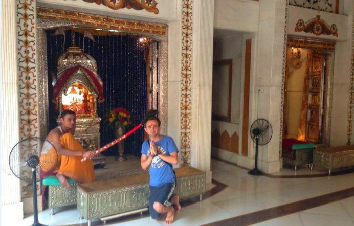 varanasi - hindistan - tapınaklar