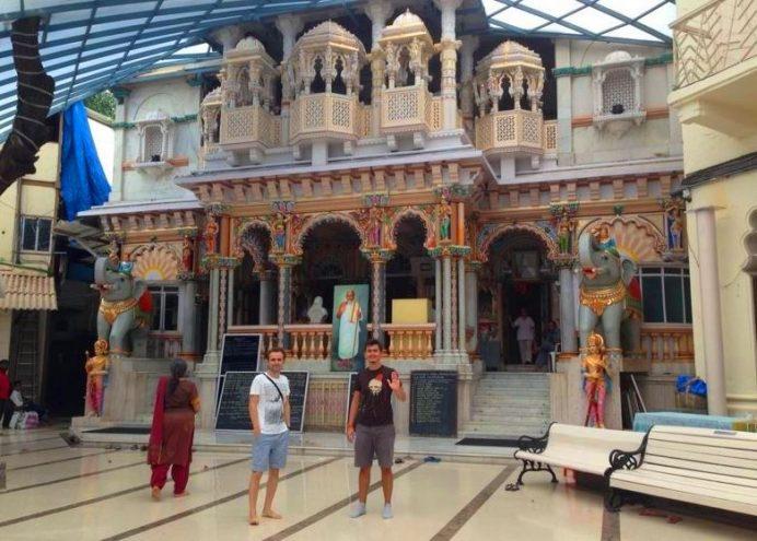 Caynacılık Dininin Tapınaklarından-Mumbai