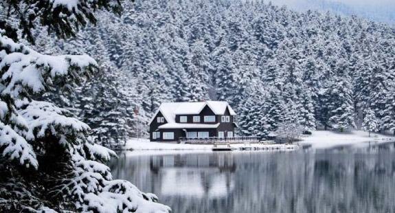 Abant kışın gezilecek yerler önerilerimden