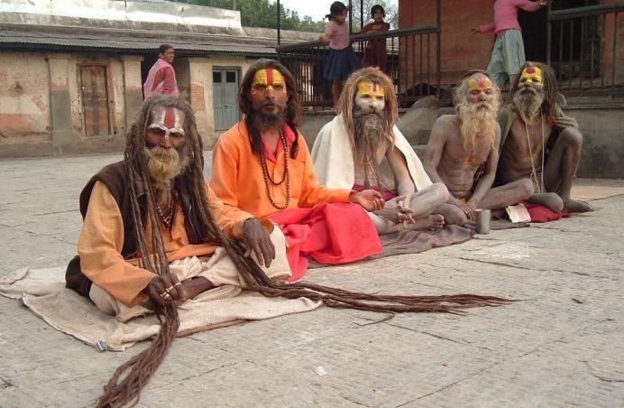 Hinduizm Sadular-Hindistan