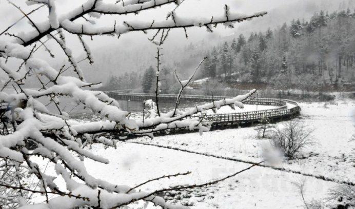 Sapanca kışın gezilecek yerler arasında en yakınlardan