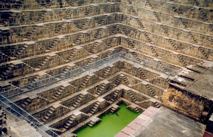 Chand Baori-Jaipur