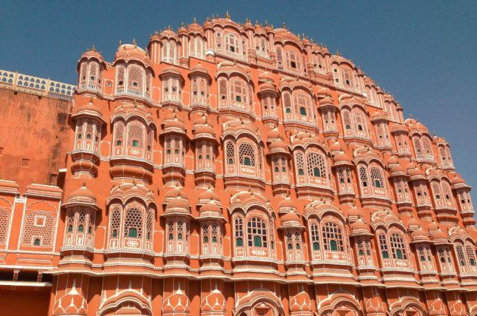 Hawal Mahal-Jaipur'da Görülmesi Gereken En Güzel Yapı