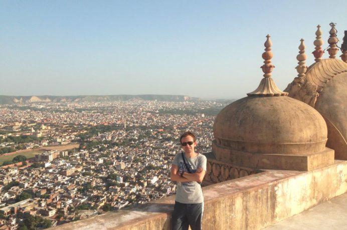 hindistan - jaipur - nahargah