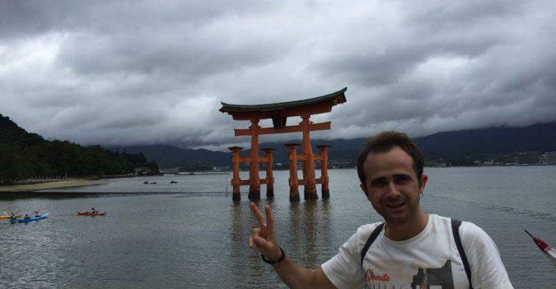 Floating Torii-Japonya