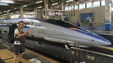 japonyada ulaşım trenler