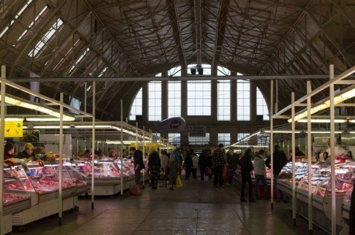 Riga Central Market-Avrupanın En Büyük Pazarlarından