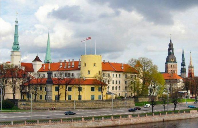 Riga Kalesi-Letonya
