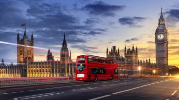 Londra Ulaşım