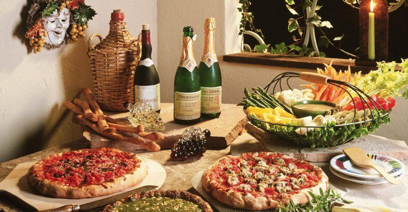 İtalyan Yemekleri