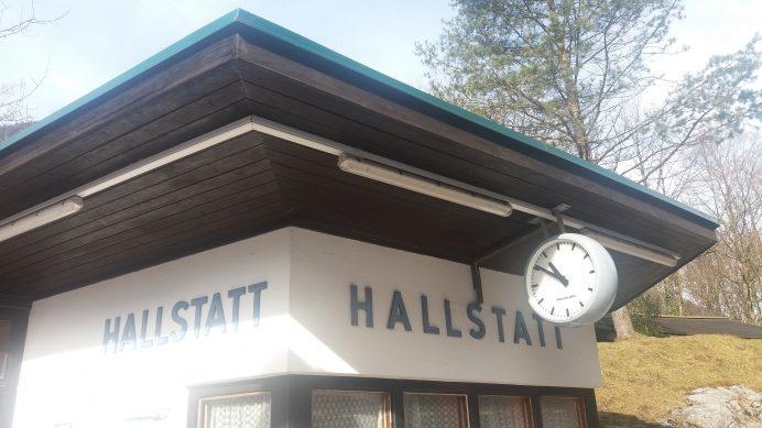Hallstatt_Tren_İstasyonu_Avusturya