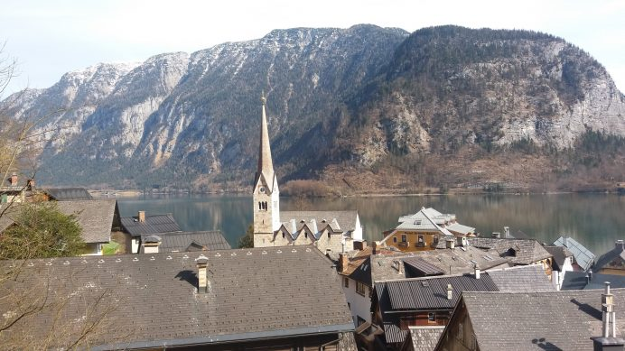 Evangelical_church_manzarası_Avusturya