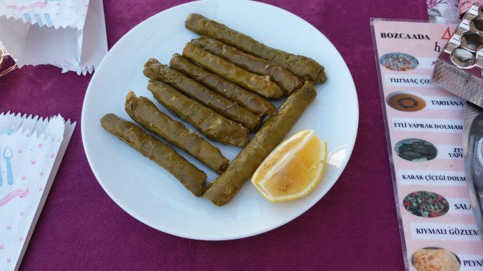 Bozcaada-zeytinyağlı-yemekleri