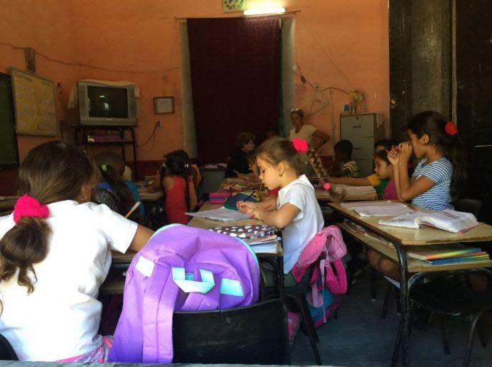 Küba da_bir_ilkokul