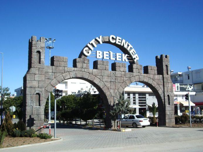 Antalya Belek Şehir Merkezi