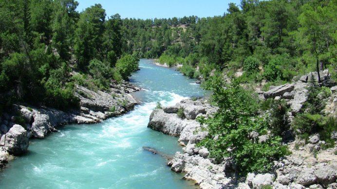 Antalya Köprülü Kanyon Milli Parkı