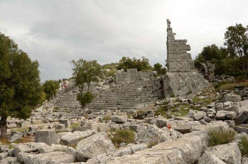Antalya Pednelissos Antik Kenti