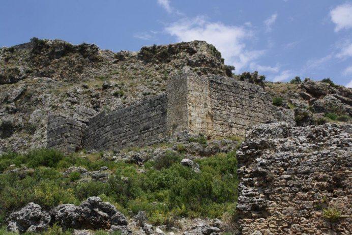 Antalya Sillyon Antik Kenti