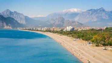 Antalya Belek Sahil