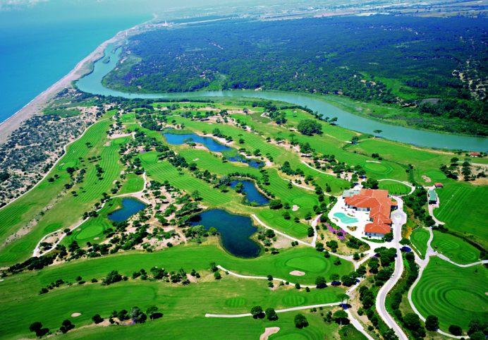 Antalya Belek : Mavi ve Yeşilin Muhteşem Uyumu
