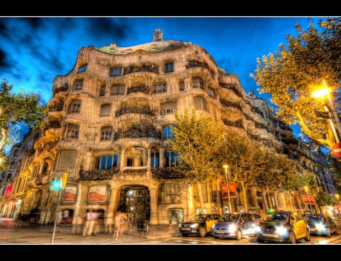 Barcelona_Casa_Mila