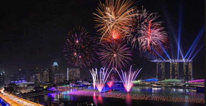 Singapur-Yeni-yıl