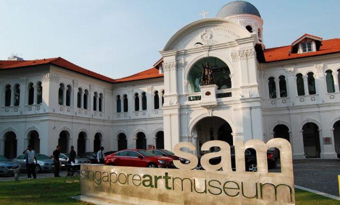 Singapur-Art-Museum