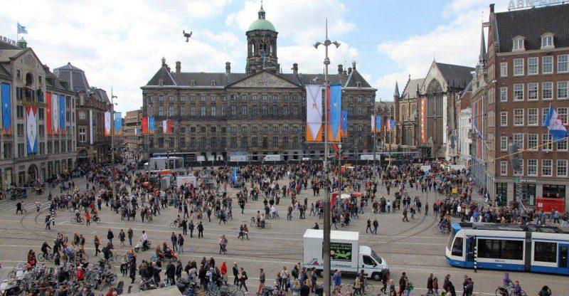 Dam Meydanı - Amsterdam