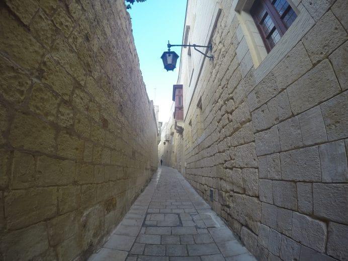 Mdina_Eski_Şehir_Ara_Sokakları