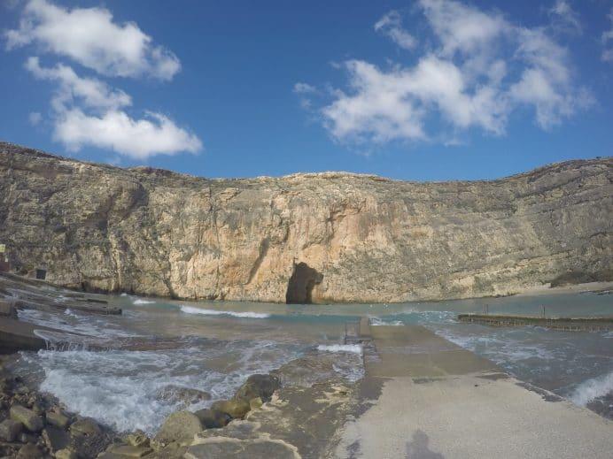 Gozo_Adası'nda_Bulunan_İç_Deniz