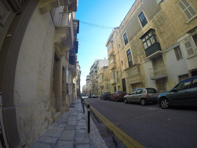 Başkent_Valletta_Caddeleri_Malta