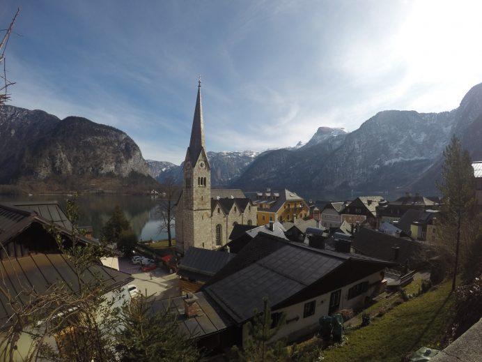 Avusturya_Hallstatt_Kasabası