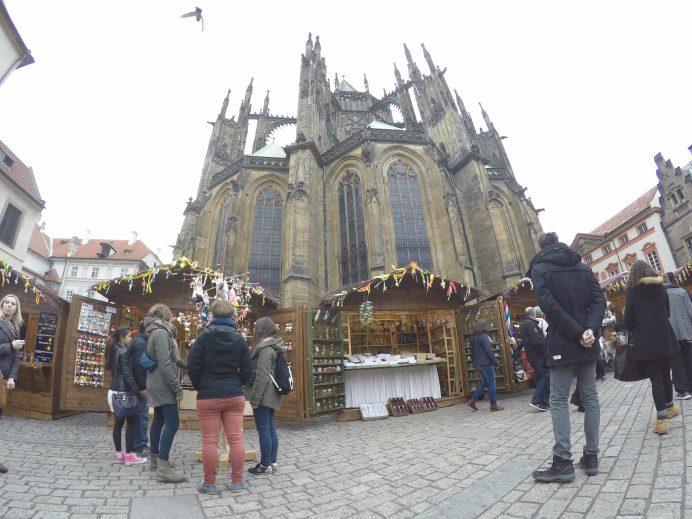Prag_Kalesi_İçi_ve_Paskalya_Bayramı