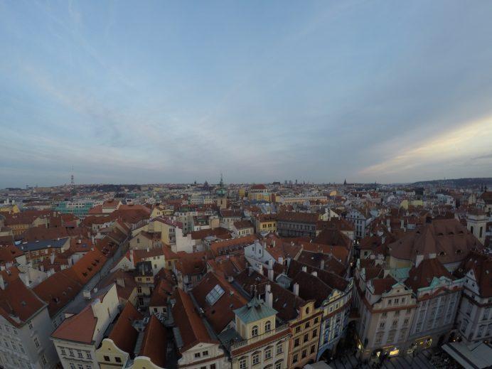Prag_Şehir_Manzarası