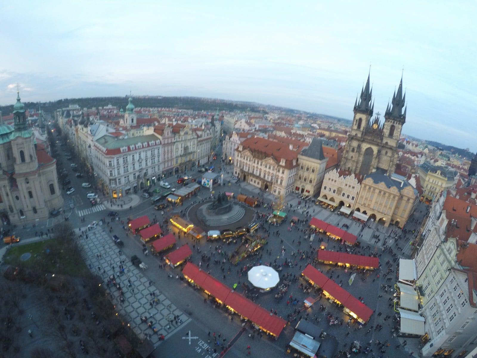 Şehir merkezindeki Pragdaki en iyi oteller: inceleme, açıklama, değerlendirme ve yorumlar