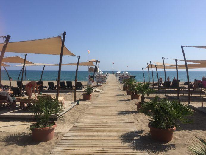 Antalya Belek Sahili