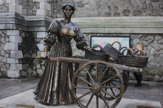İrlanda_Dublin_şehrinin_simgesi