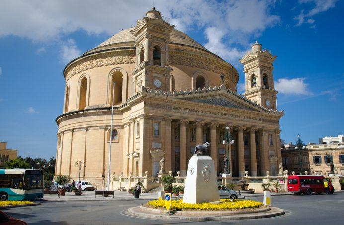 Mosta_Dome_Kilisesi_Malta