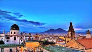 Napoli İtalya
