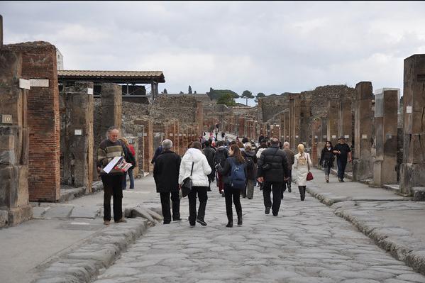 Napoli-Pompei-Forum
