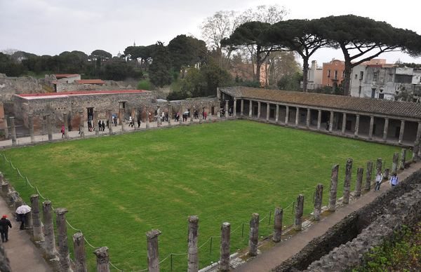 Napoli-Pompeiyeni